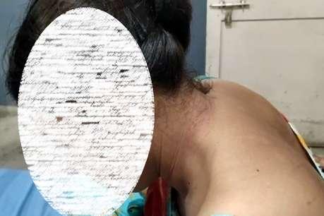 महिला ने पति पर लगाए गंभीर आरोप, बोलीं- नग्न कर घर में घुमाता है