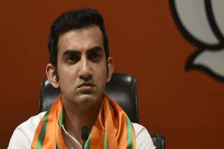गौतम गंभीर ने खोया आपा, नवदीप सैनी को रोकने का इन 2 दिग्गजों पर लगाया आरोप