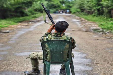 जम्मू-कश्मीर: भारतीय जवान की इस वायरल तस्वीर की ये है असल कहानी