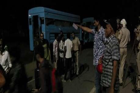 जयपुर में बवाल: उपद्रवियों ने की पत्थरबाजी, कई घायल, पुलिस ने छोड़े आंसू गैस के गोले
