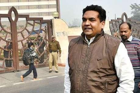 'अयोग्य' ठहराने पर कपिल मिश्रा ने कहा- 'अब 60 सीटें मोदी को' अभियान चलाउंगा