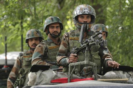 बॉर्डर पर बौखलाया पाकिस्तान, राजौरी में दागे मोर्टार, भारतीय सेना ने दिया करारा जवाब