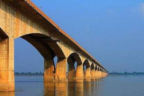सुर्खियां: गांधी सेतु के समानांतर 42 महीने में बनेगा नया पुल, CM राहत कोष में 14.80 करोड़ का अंशदान