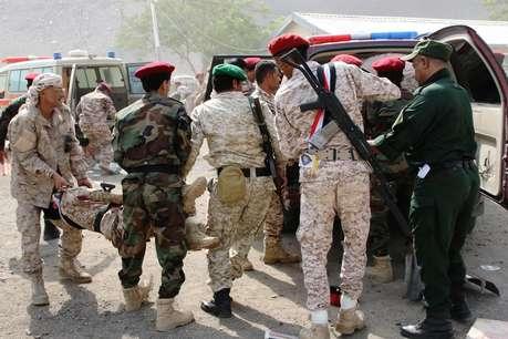 यमन के अदन में सेना की परेड पर मिसाइल अटैक, 40 लोगों की मौत