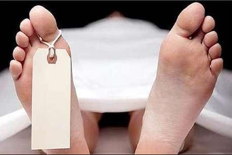 पत्नी की हत्या करने के बाद बेटे को लेकर फरार हुआ पति