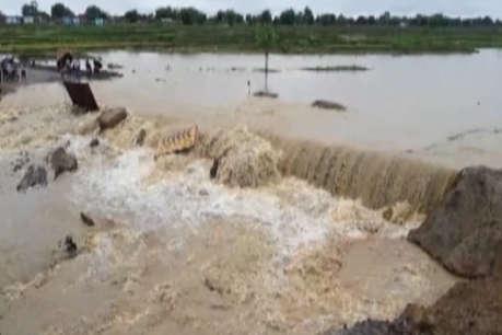 MP में भारी बारिश के बाद कई जिलों में लबालब हुए तालाब, नदी-नाले भी उफान पर