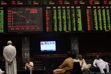 इस डर से गिरा पाकिस्तान का शेयर बाजार! डूबे लाखों करोड़ों रुपये