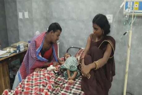 9 माह की बच्ची के पेट से निकला भ्रूण, डॉक्टर हैरान