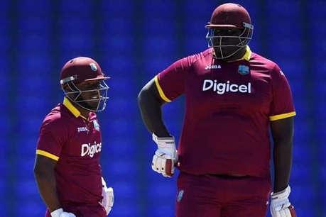 140 किलो का खिलाड़ी वेस्टइंडीज टीम में शामिल, टीम इंडिया का करेगा मुकाबला