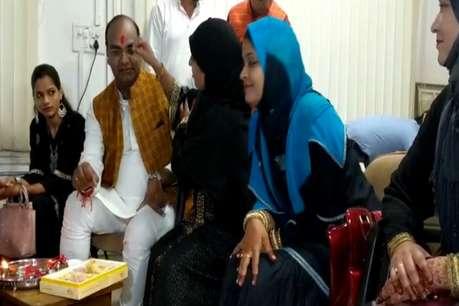 ट्रिपल तलाक पीड़ित बहनों ने मनाया रक्षाबंधन का त्योहार, पीएम मोदी को भेजी राखी और अदा किया शुक्रिया