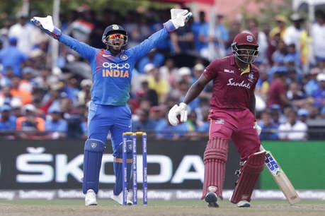India vs West Indies 3rd T20 Live Score: लाइव स्कोर, भारत vs वेस्टइंडीज ऑनलाइन स्ट्रीमिंग सोनी लिव और लाइव क्रिकेट टीवी कवरेज सोनी नेटवर्क पर