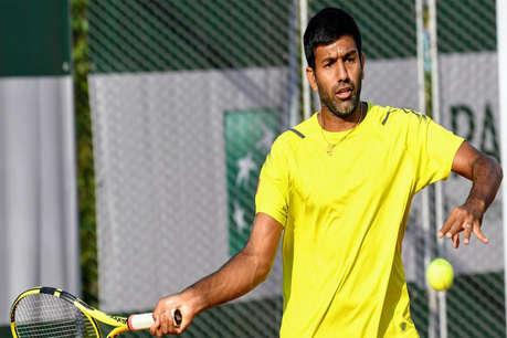 ATP Rankings: रोहन बोपन्ना की लंबी छलांग, प्रजनेश 91वें स्थान पर खिसके