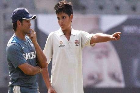 सचिन तेंदुलकर और उनके बेटे अर्जुन को टीम में चुनना संयोग : चयनकर्ता