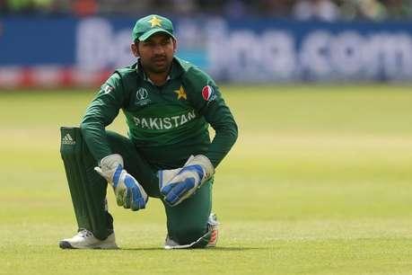 ईद पर बौखलाए पाकिस्तानी कप्तान सरफराज अहमद, कश्मीर पर दिया ये बड़ा बयान