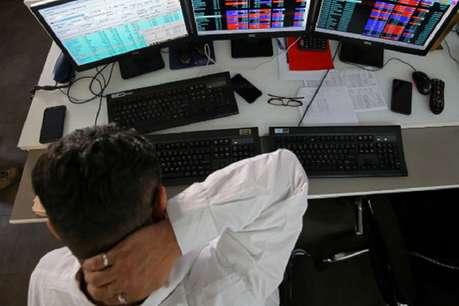 कश्मीर टेंशन से टूटा शेयर बाजार, सेंसेक्स 700 अंक नीचे
