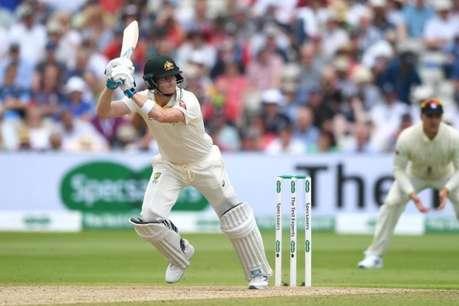 स्टीव स्मिथ की टेस्ट क्रिकेट में शानदार वापसी, एशेज में जड़ा शतक