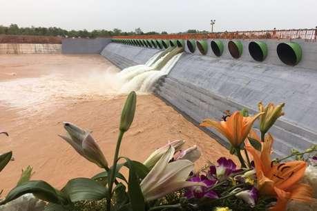 तेलंगाना में कालेश्वरम प्रोजेक्ट की हुई शुरुआत, होगा दुनिया का सबसे बड़ा पंप हाउस