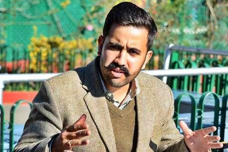 Article 370: हिमाचल कांग्रेस चुप, पार्टी MLA विक्रमादित्य ने किया स्वागत