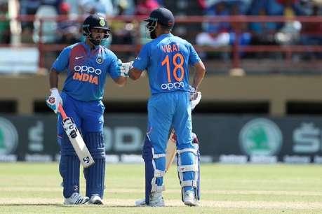 INDvsWI: टीम इंडिया ने किया क्लीन स्वीप, पंत और कोहली ने जड़ा अर्धशतक
