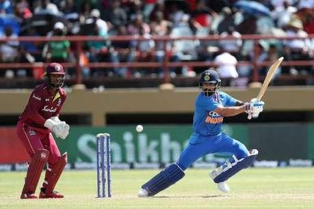 एक मैच तक भी कायम नहीं रहा रोहित का रिकॉर्ड, कोहली ने की बराबरी