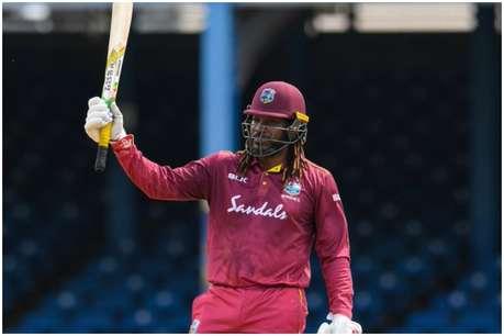 क्रिस गेल ने इंटरनेशनल क्रिकेट से लिया संन्यास, आखिरी पारी में ठोके 41 गेंदों में 72 रन