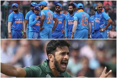पाकिस्तानी क्रिकेटर हसन अली की शादी में जाएंगे टीम इंडिया के खिलाड़ी!