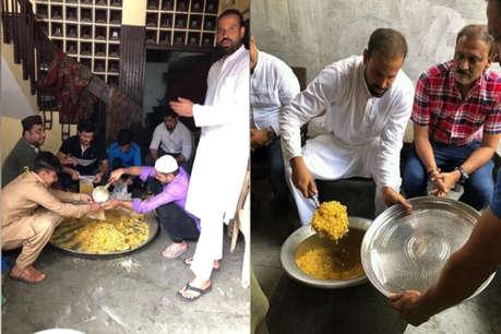 शहर में बाढ़, सड़क पर मगरमच्छ, यूसुफ-इरफान पठान ने इस तरह की लोगों की मदद
