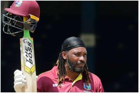 India Vs West Indies: पैवेलियन लौटते हुए क्रिस गेल को टीम इंडिया के खिलाड़ियों ने रोका और फिर...