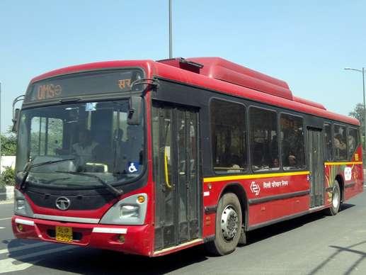 दिल्ली में डीटीसी की एसी बसों में भी अब स्टूडेंट पास लागू होंगे
