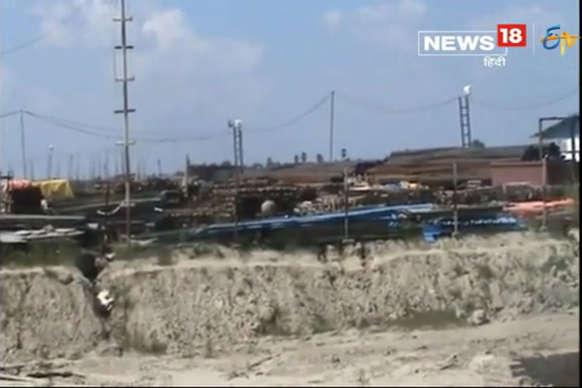 मढ़ौरा डीजल रेल इंजन कारखाने पर संकट के बादल, लोग मायूस