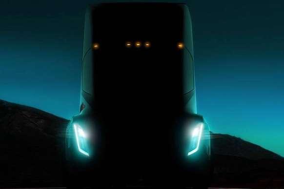 टेस्ला अक्टूबर में लॉन्च करेगी इलेक्ट्रिक सेमी-ट्रक