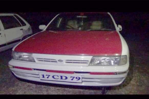 हिसार में कांग्रेस नेता से चीनी दूतावास की गाड़ी जब्त