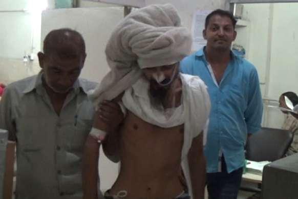 संत गोपालदास की तबीयत बिगड़ी, खानपुर पीजीआई रेफर