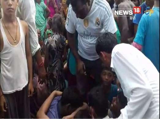 भदोही में ट्रैक्टर ने स्कूल जा रहे 2 बच्चों को कुचला, एक की मौत