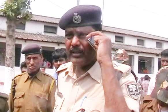 खबर का असर : CM तक मामला पहुंचने के बाद थानेदार लाइन हाजिर