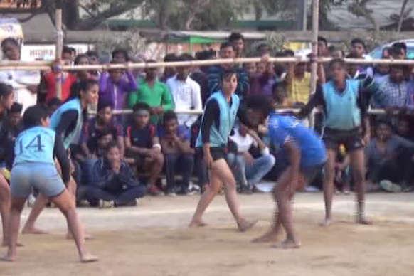 VIDEO: गोड्डा में राज्य स्तरीय जूनियर कबड्डी प्रतियोगिता का समापन
