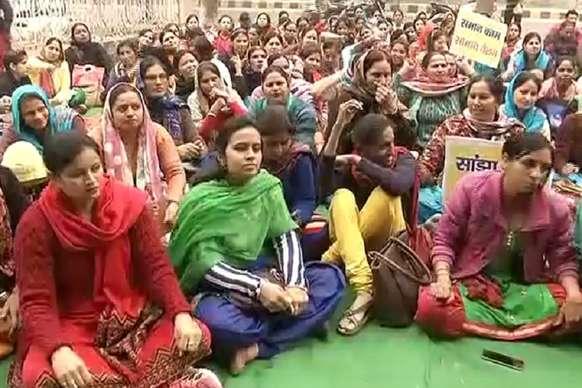 NHM के 263 हड़ताली कर्मचारी बर्खास्त, CMO ने जारी किए आदेश