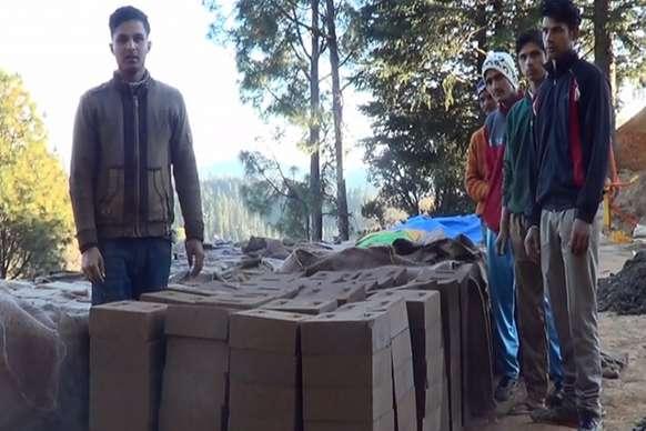 VIDEO : पहाड़ की मिट्टी पहाड़ के काम