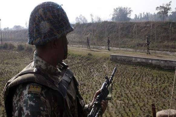 पुलिस, BSF और SSB की गश्ती के बावजूद सीमा पर नहीं कम हो रहे अपराध