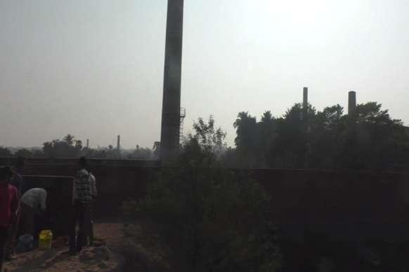 विरोध के बावजूद प्रदूषित स्थल पर बनेगा अस्पताल