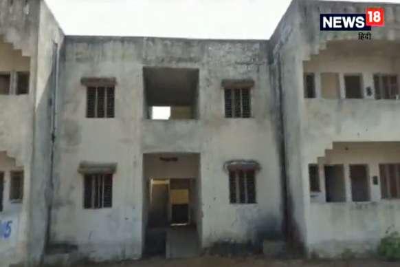 VIDEO: पुलिस क्वाटर्स में भूतों का डेरा...!