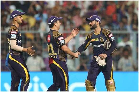 IPL 2018: राजस्थान को 25 रन से हराकर क्वालीफायर्स में पहुंचा कोलकाता