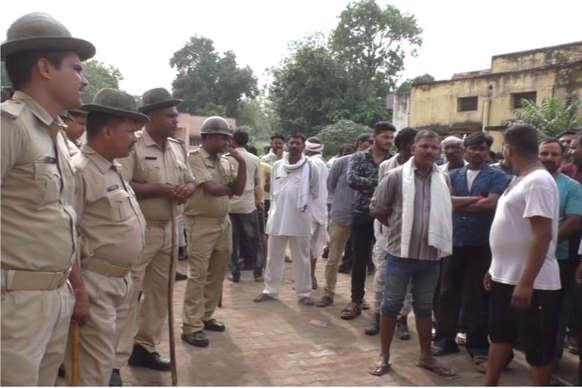 कोटा में कैदी की मौत, परिजनों ने लगाया हत्या का आरोप, शव उठाने से किया इनकार