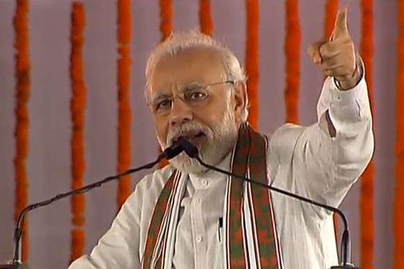 जितना होगा'दल-दल', उतना खिलेगा कमल- PM मोदी ने विपक्ष पर किए ये प्रहार