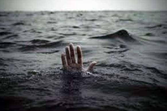 VIDEO: संभल में स्नान करने गए दो युवक गंगा नदी में डूबे