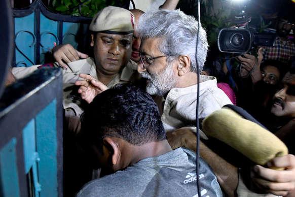 निशाने पर थे टॉप लीडर, सबूतों के आधार पर की गई गिरफ्तारियां: महाराष्ट्र पुलिस
