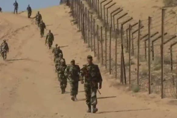 भारत-पाकिस्तान बॉर्डर पर पाकिस्तानी सेना की हलचल बढ़ी, सुरक्षा बल हुए सतर्क