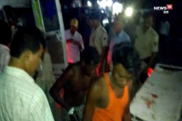 मोतिहारी: मेले में बैलून सिलेंडर में विस्फोट, 26 लोग घायल