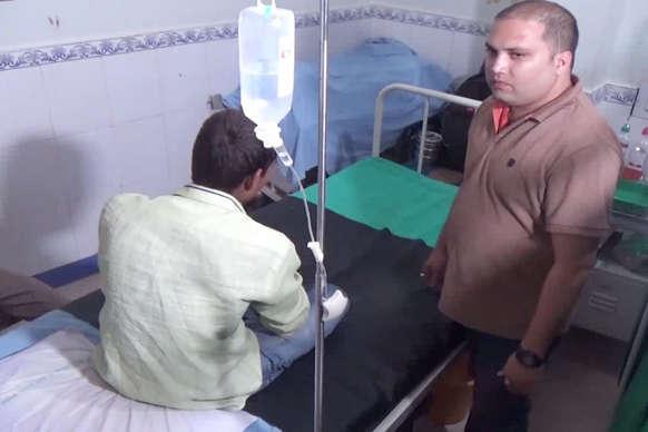 बेमेतरा में मिला डेंगू का संभावित मरीज