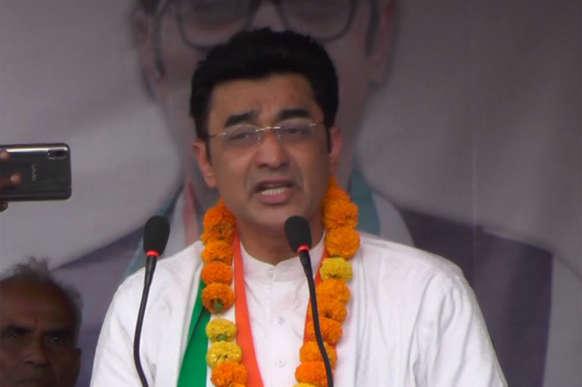 VIDEO: प्रदेश कांग्रेस अध्यक्ष के बिगड़े बोल, PM के लिए कहा आपत्तिजनक शब्द